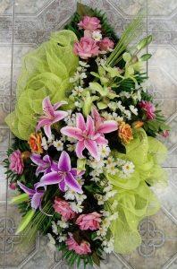 венок североуральск орхидея