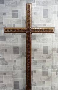 крест памятник орхидея североуральск
