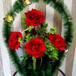 ритуальная корзина орхидея североуральск
