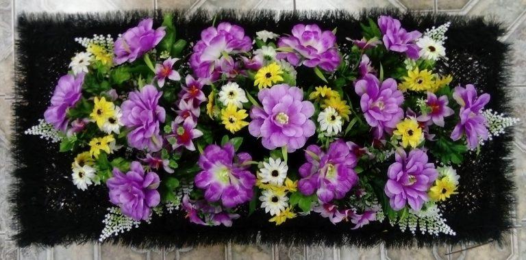 ритуальный венок цветник орхидея североуральск