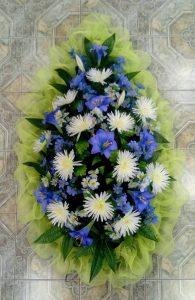 ритуальные корзины и венки орхидея североуральск